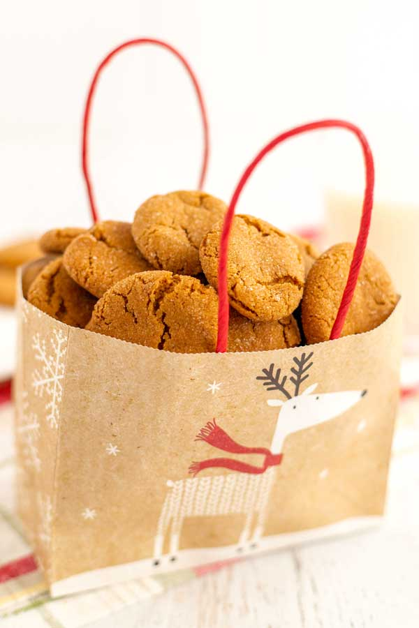 Ginger Snap Cookie Recipe