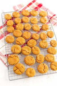 Step 6 - Ginger Snaps Recipe