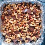 Top with salted peanuts.