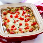 My Secret Ingredient Spinach Artichoke Dip recipe is always a hit at parties. It's easy to make, delicious, and doesn't include mayo!