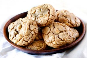 Best Macadamia Nut Cookies Recipe