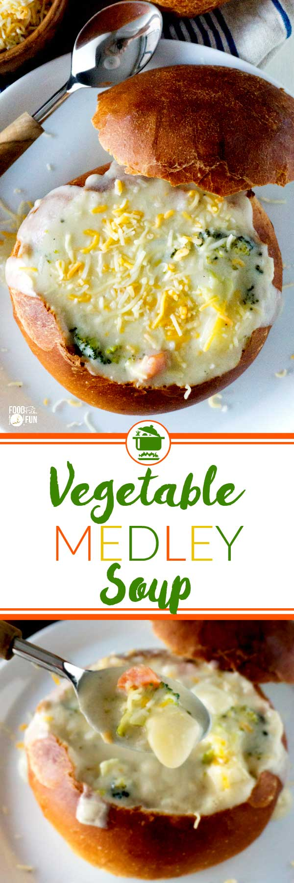Creamy Vegetable Soup Recipe