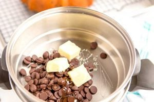 How to Make Chocolate Chip Bundt Cake 8