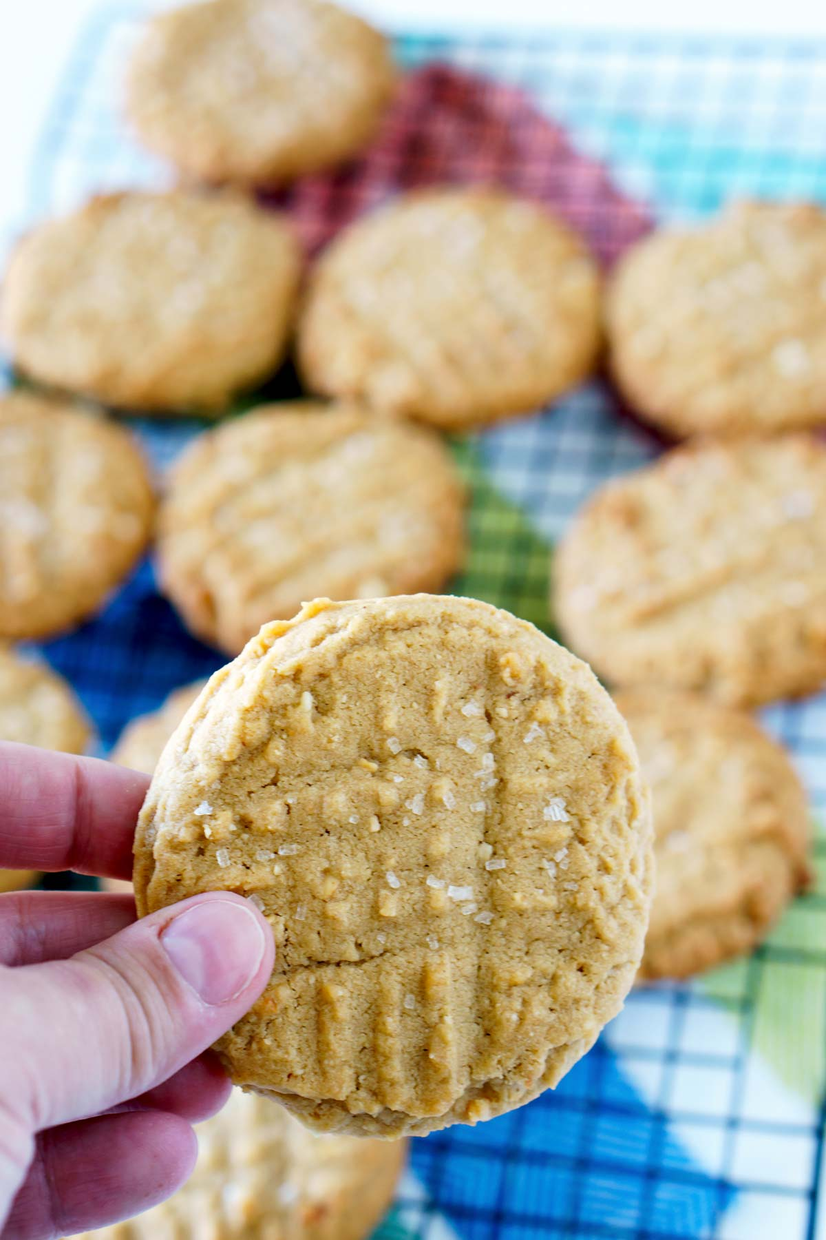 Best Peanut Butter Cookies that's