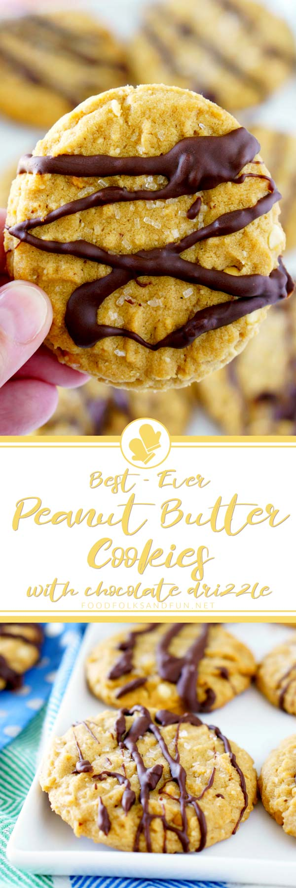 The Best-Ever Peanut Butter Cookies