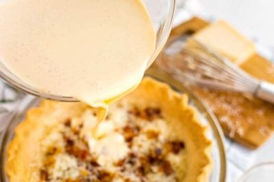 Step 10: How to Make Quiche Lorraine