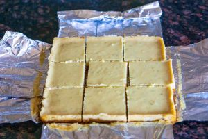 Key Lime Bars - Step 6