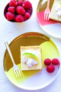 Best EVER Key Lime Bars recipe.