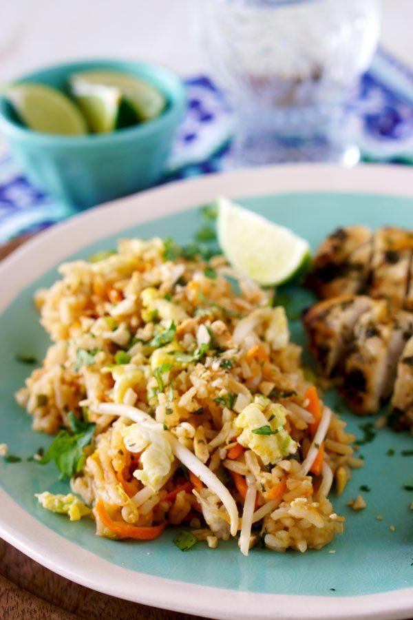 Pad Thai Fried Rice
