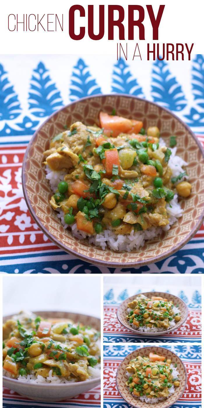 Chicken Curry In A Hurry America S Test Kitchen
