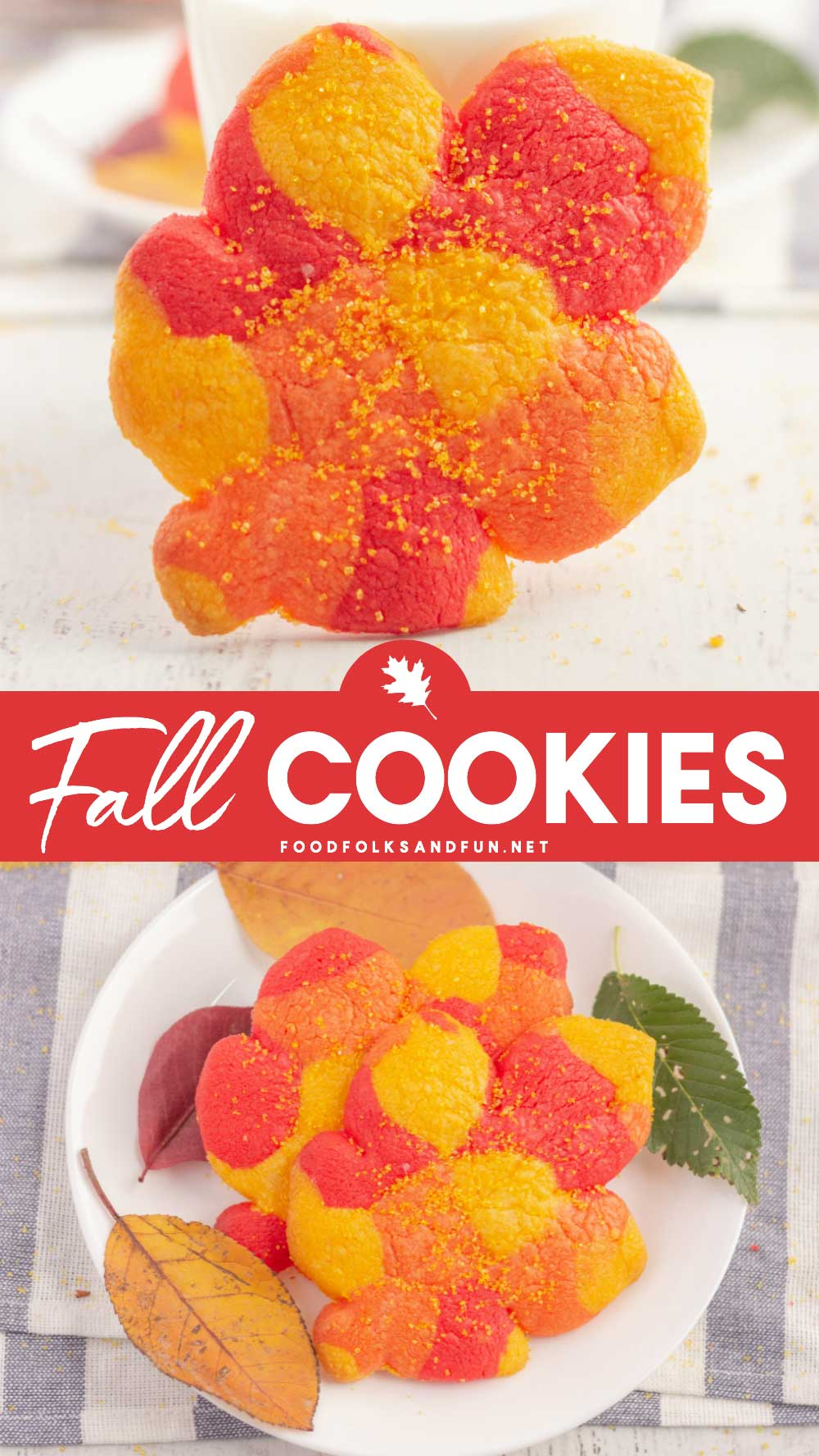 Amazing Fall Cookies recipe that's easy to make!