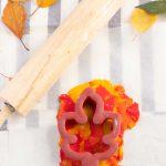 How to Make Leaf Cookies - Step 6