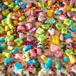 How to Make Lucky Charms Marshmallow Treats 3