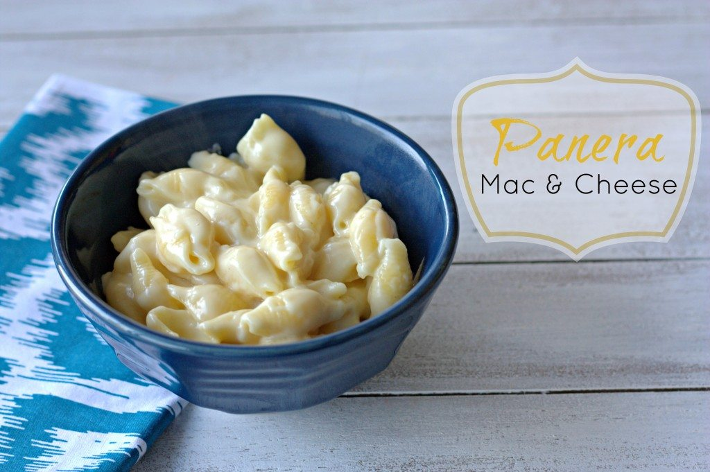 panera mac n cheese recipe