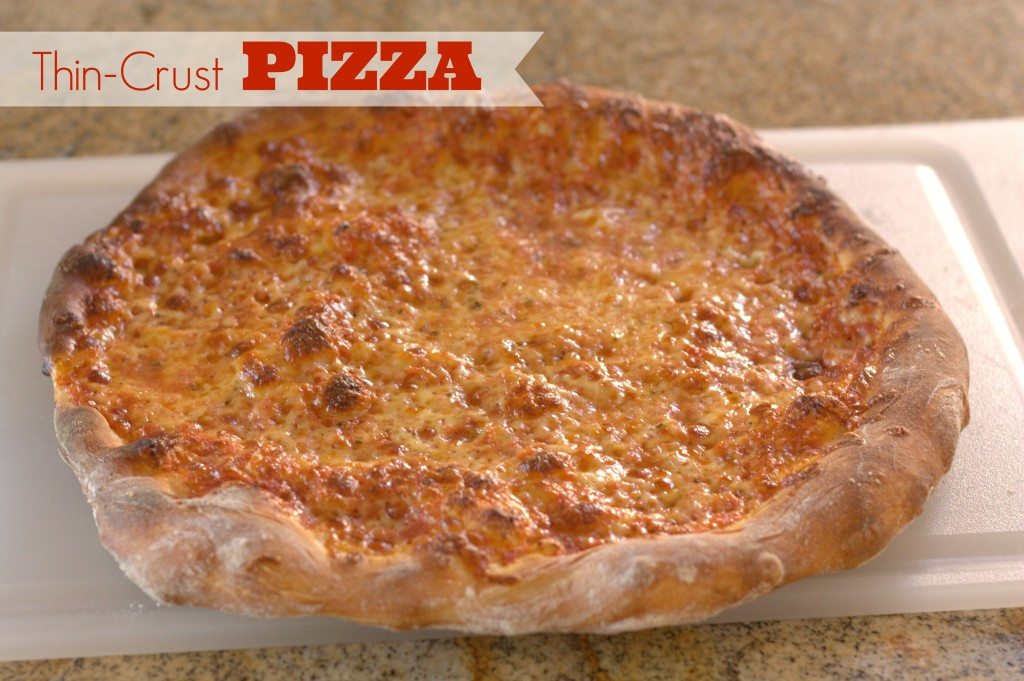 New York Thin Crust Pizza