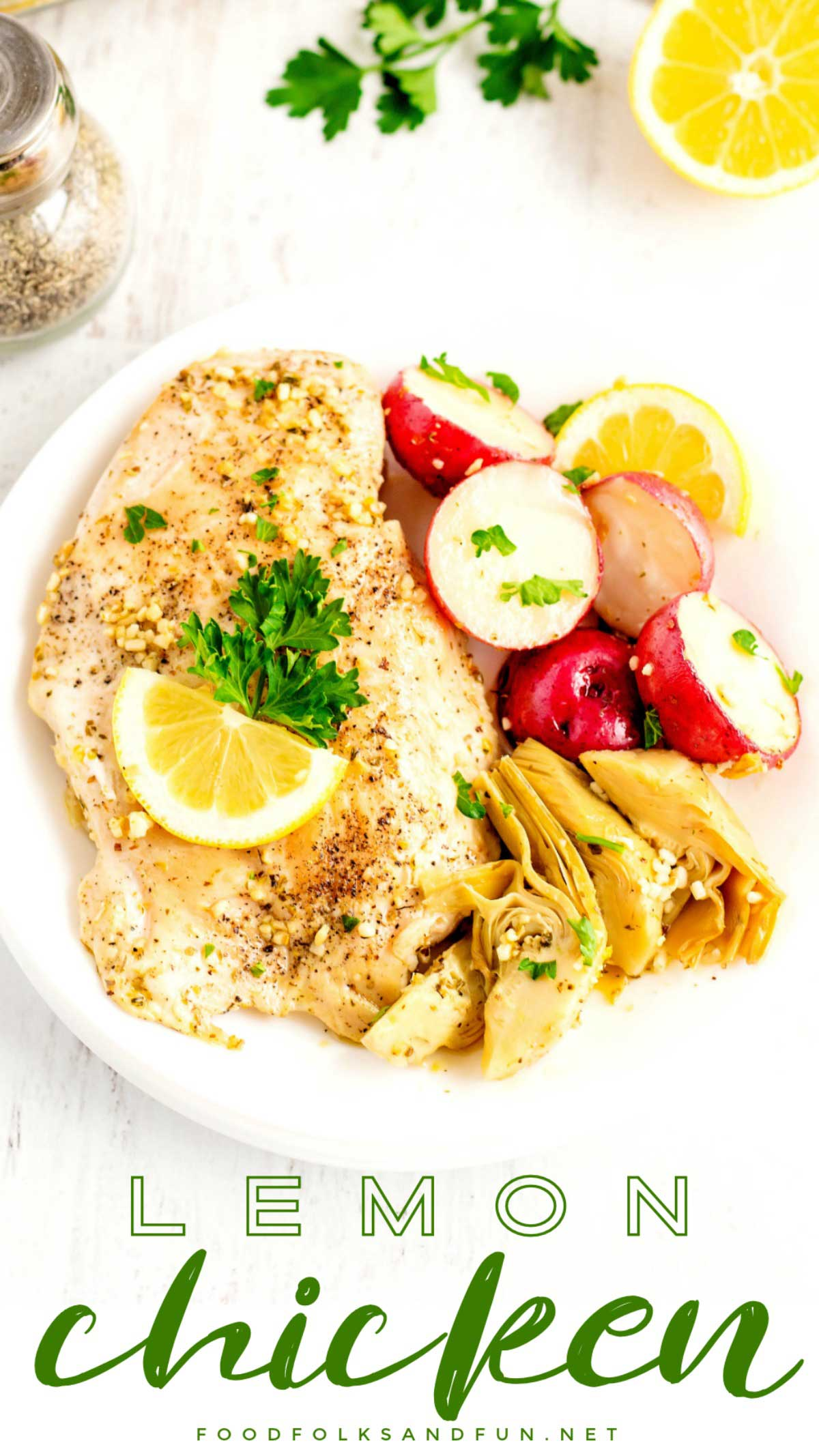 Easy Lemon Chicken recipe