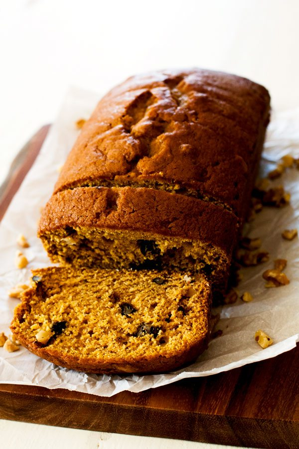 Ina Garten Pumpkin Bread alton brown pumpkin bread recipe - best pumpkin 2017