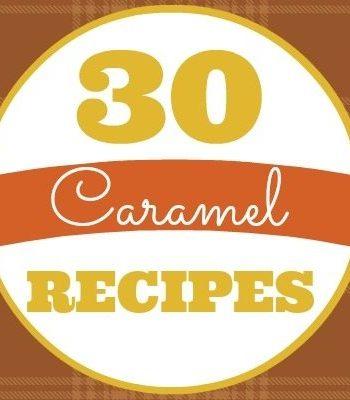 clip-art for caramel recipes