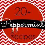 clip-art for Peppermint recipes