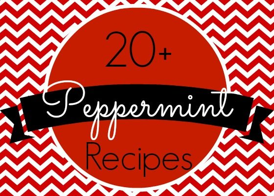 Peppermint Dessert Recipes Round Up
