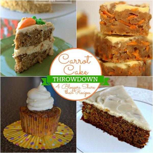 Carrot Cake Throwdown