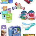 Materials needed for making homemade lunches