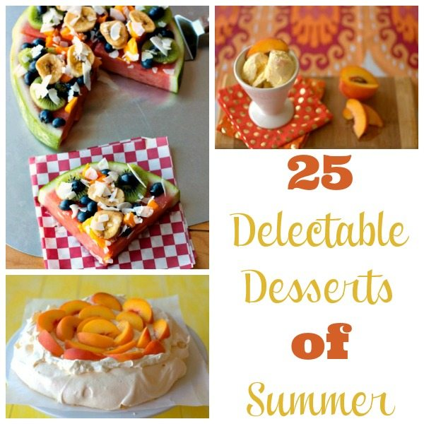 25 Delectable Desserts of Summer