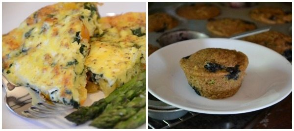 breakfast recipes in a collage