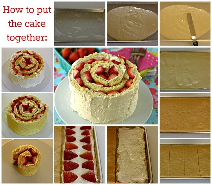 Strawberry_Shortcake_Cake_collage