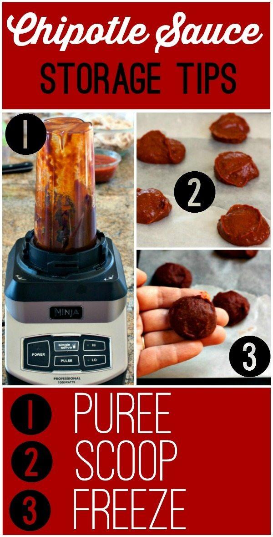 Chipotle Sauce Storage Tips