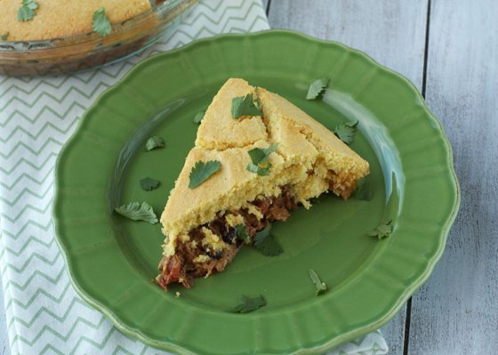 Tamale Pie – a Quick & Easy Recipe