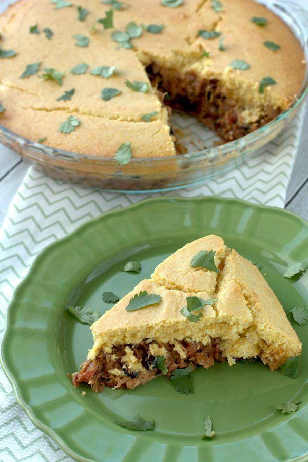 Easy Tamale Pie