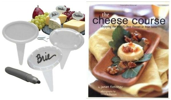 Cheese Lables and The Cheese Course Book