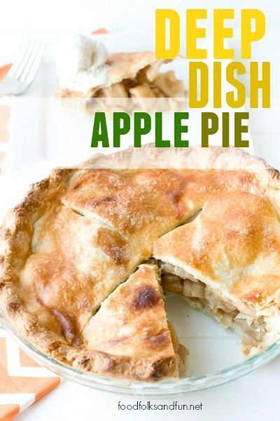 Crafting the Perfect Deep Dish Apple Pie