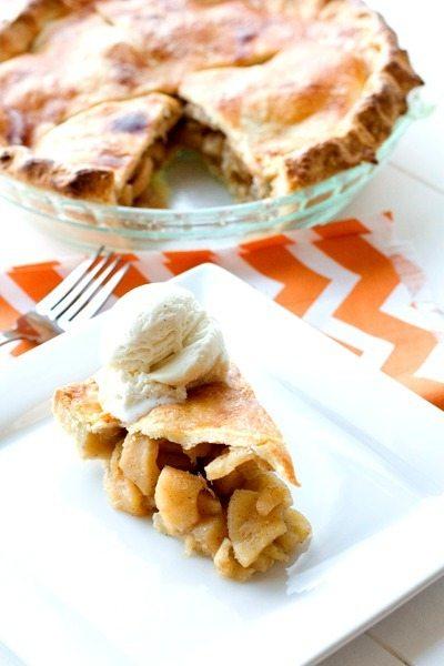 Deep Dish Apple Pie 2