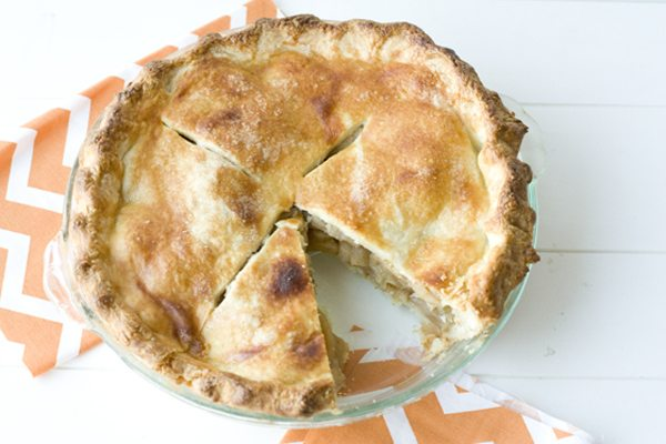 Deep Dish Apple Pie 3