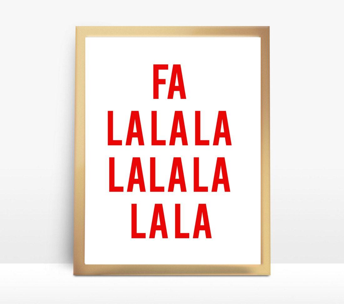 FA LA LA 1