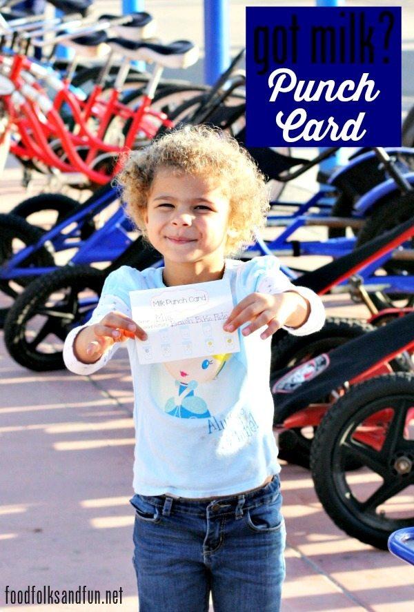 Milk Punch Card Printable #fuelbetterfuture