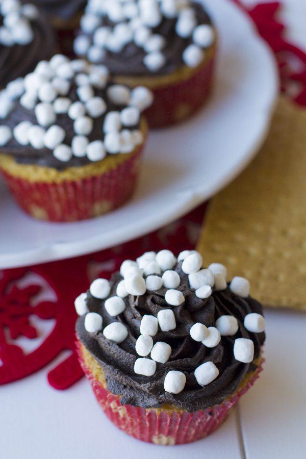 Smore Cupcakes 4