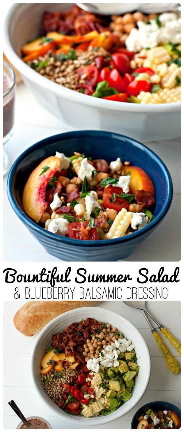 Bountiful-Summer-Salad-Blueberry-Balsamic-Dressing