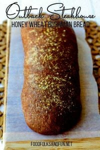 Best Outback Bread Copycat Recipe