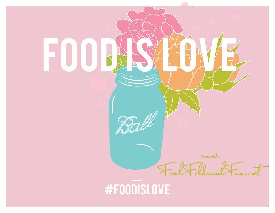 FOODISLOVE #FoodIsLove