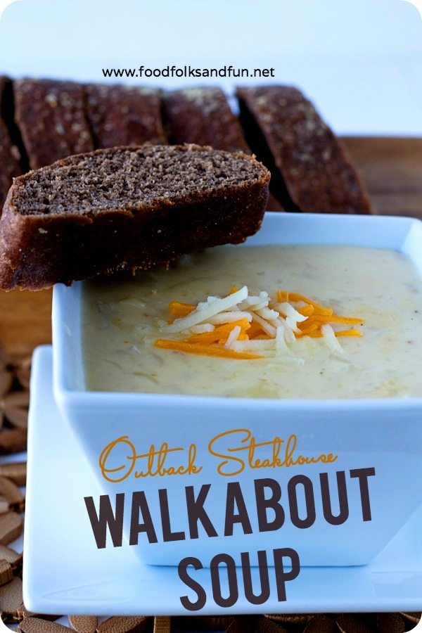Walkabout Soup Outback Steakhouse Copycat Recipe 1