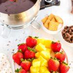 Step 4 How to Make Chocolate Fondue