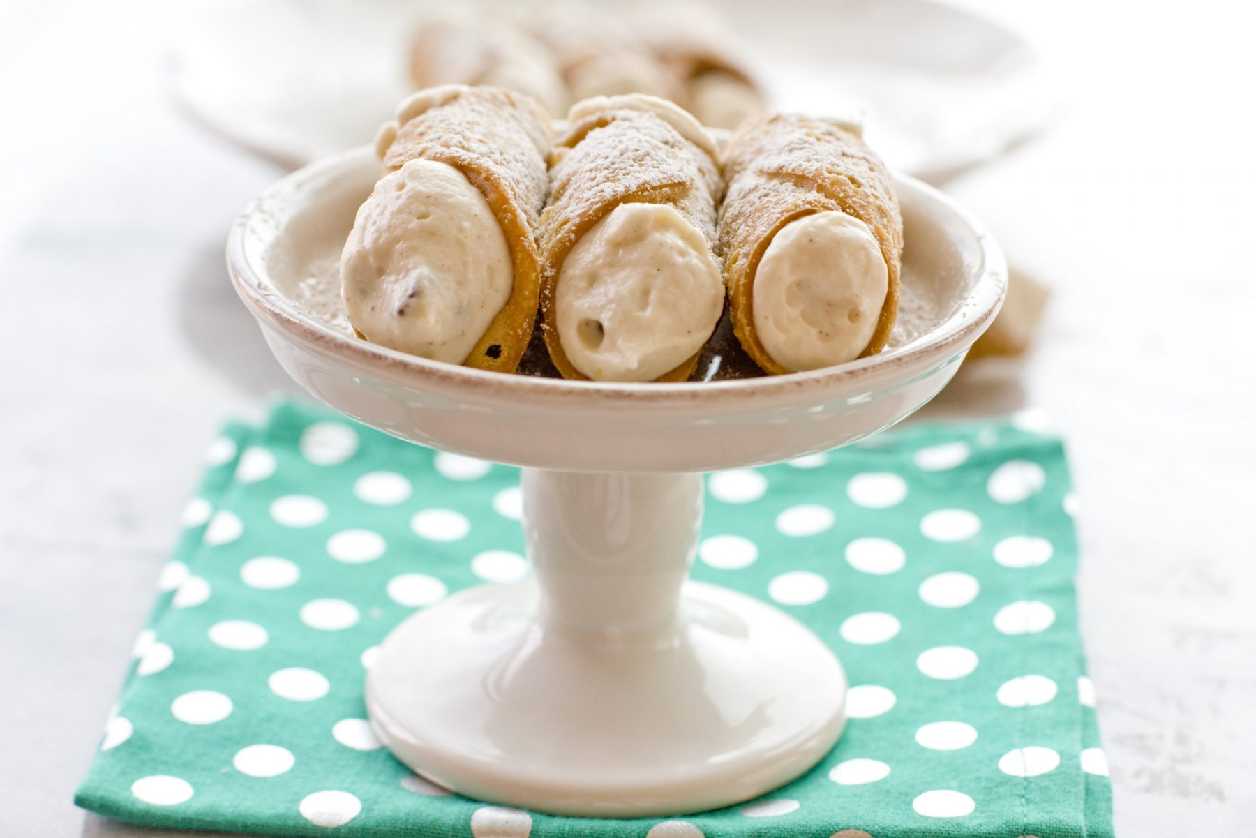 How to make Cannoli Cream 4