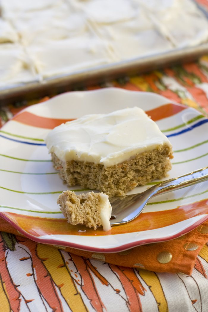 Large Batch Carrot Cake Cookie Bars 1