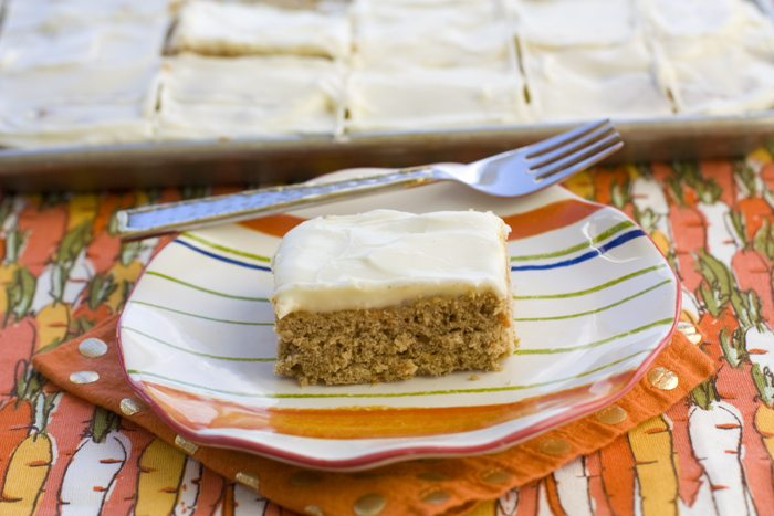 Large Batch Carrot Cake Cookie Bars 2