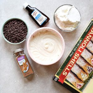 Making fresh, homemade cannoli cream is easier than you think. You'll be filling cannoli in just 5 minutes with my How to Make Cannoli Cream tutorial!