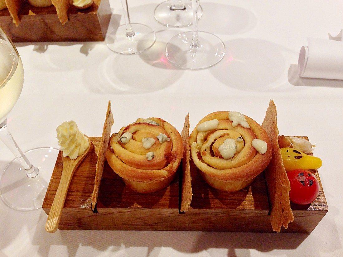 Bread Course