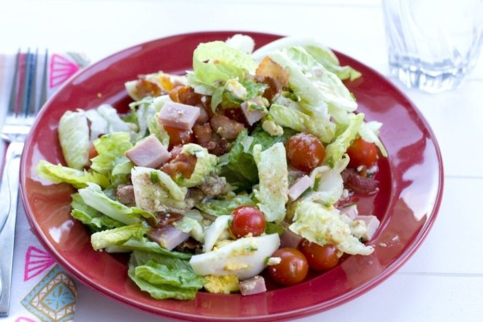 Classic Cobb Salad Recipe 2